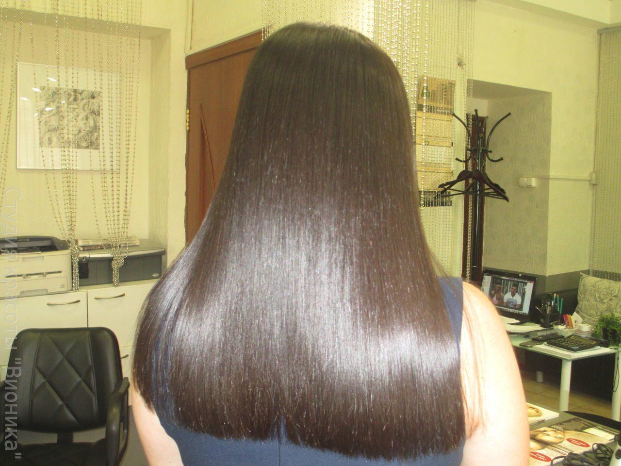 Кератиновое выпрямление волос в домашних условиях рецепты 67